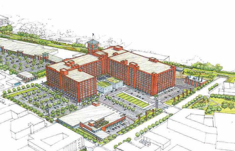 Jamestown Properties plans to pour at least $180 million into City Hall East and create Ponce City Market.