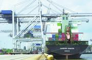 The Port of Savannah expansion will be highlighted at the Georgia Logistics Summit March 18-19 at the GWCC.
