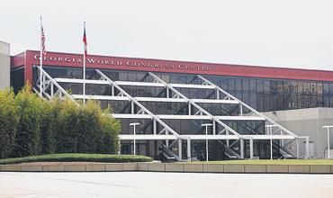 Georgia World Congress Center: The JA financial literacy centers would be located 