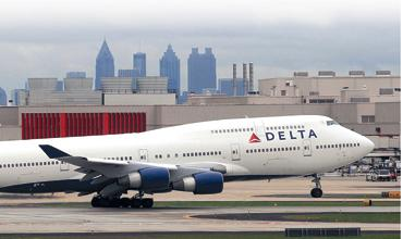Delta would like to negotiate a new long-term lease at the airport in 2014, although the current seven-year lease was agreed to by the city of Atlanta in 2010.