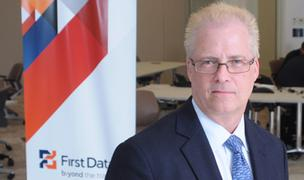 Continued investment: Senior VP Chip Swearngan says First Data is growing its sales and relationship management and adding telesales staff.