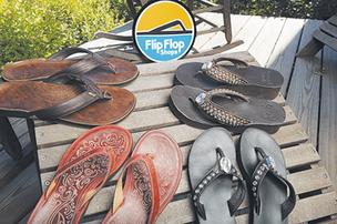 Flip Flop Shops: Open in sunny states like Arizona, California and Florida, but also in cooler weather states.