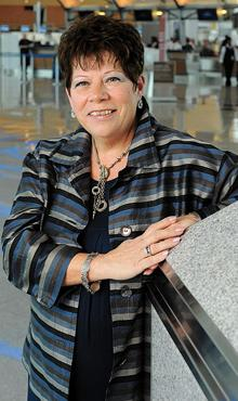 Taking off: Karen Duckett's firm, Duckett Design Group Inc., got the commission to design the $1.1 billion Maynard Holbrook Jackson Jr. International Terminal at Hartsfield-Jackson Atlanta International Airport. It marked the largest-ever commission for an African-American female-owned architectural firm.