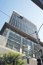 Marriott Marquis up for sale