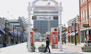 The future? Georgia State University could play a role in a redevelopment of Underground Atlanta.