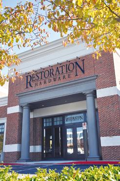California-based Restoration Hardware plans to build a $22 million, 850,000-square-foot distribution center in North Texas to serve its stores and Internet sales.