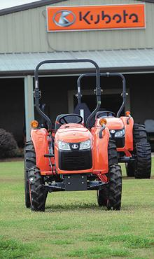 Growth: Kubota Industrial Equipment Corp. in Jefferson, Ga., is expanding its facility by 500,000 square feet. The new plant represents additional investment in Georgia by global farm equipment, engines and construction machinery maker Kubota Corp., which also has a 1,200-employee operation in Gainesville, Ga.