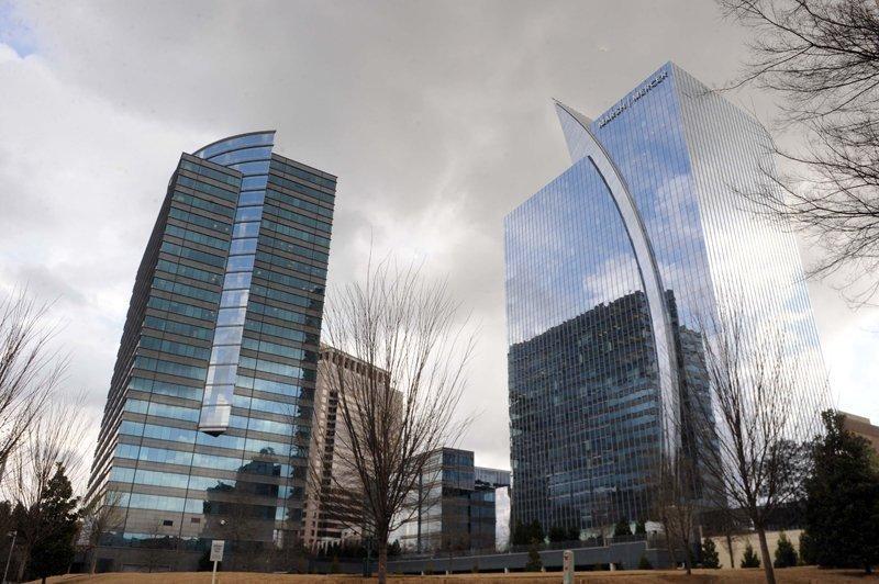 Highwoods buys One Alliance Center tower - Atlanta Business