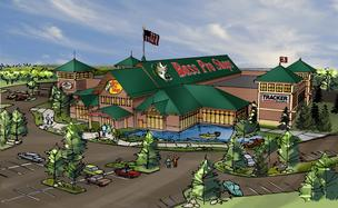 Bass Pro Shops lands at Bartow County sports complex