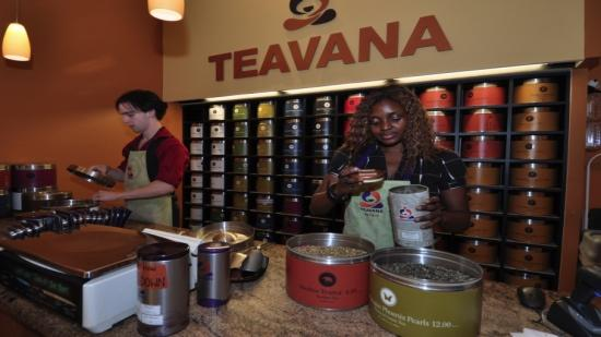 Teavana Inc. on Monday completed its deal to buy Canadian tea retail chain Teaopia Ltd. for $26.9 million.