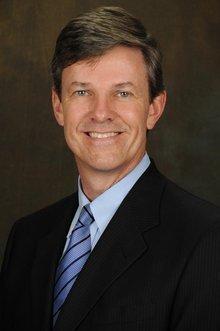 Terry DeWitt, president and CEO First Landmark Bank, Marietta