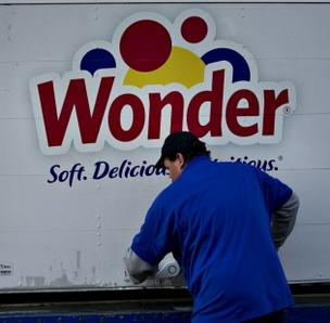 Flowers Foods was the lone bidder for Hostess' Wonder and other bread brands.
