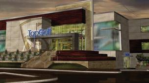 Read our 2012 story about TopGolf's $15 million complex.
