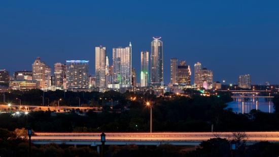 Austin is the top-rated market in the On Numbers Economic Index for the third straight month.