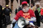 Passionate pleas for Medicaid made at Texas Capitol — Slideshow
