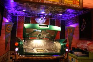 Chuy's nacho car bar