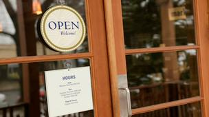 Small business owners are optimistic about the future despite some concerns.