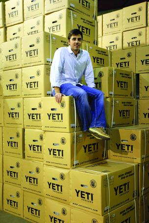 Roy Seiders is a Yeti Coolers co-founder.