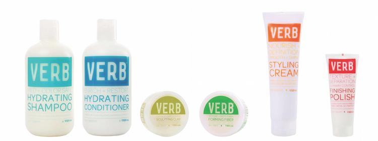 The makers of Verb hair care products changed their packaging, along with reformulating most of the product line, when they found that their previous black containers left customers thinking the products were meant specifically for men.