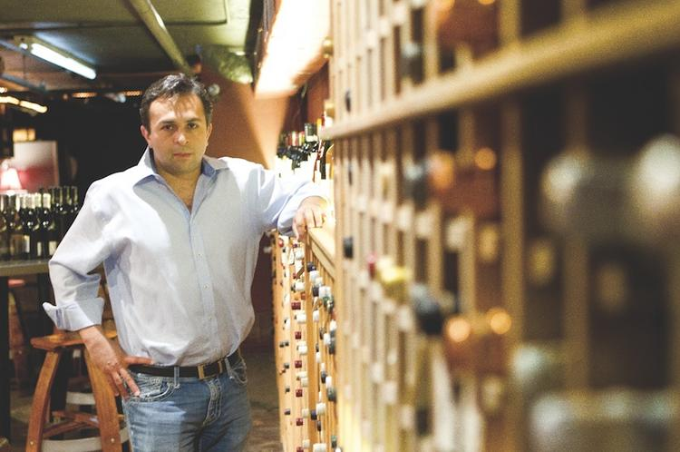 Alex Andrawes has seen annual revenue for his Web-based wine businesses reach $2 million.