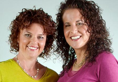 Michelle Breyer and Gretchen Heber (from their website) www.naturallycurly.com
