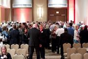 The invitation-only event was attended by pillars of Austin's business sector.