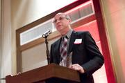 Amplify Federal Credit Union CEO Paul Trylko was the second winner in the nonprofit category.
