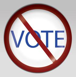 While the debate continues whether some journalists should vote, everyone else eligible should. Here's where to get local voting information.