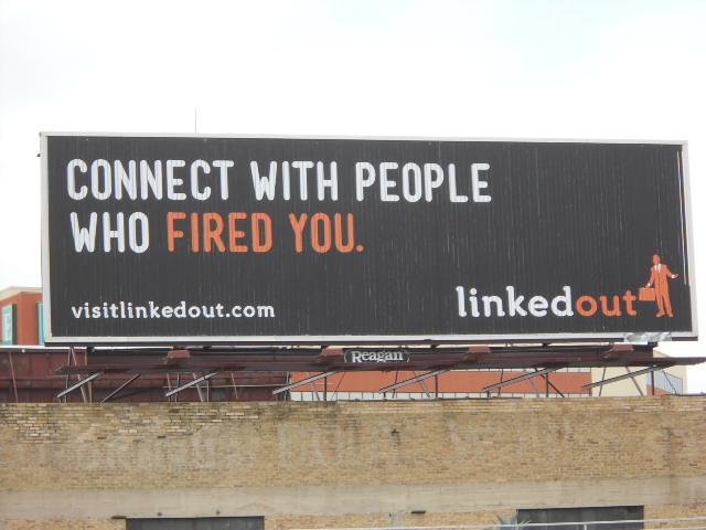 TriNet Group Inc. has launched a unique advertising campaign in which the company has set up two websites — VisitLinkedout.com and VisitCritter.com — mimicking LinkedIn and Twitter.