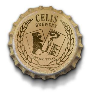 Celis brewery bottle cap