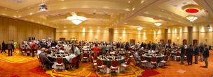 Almost 500 people packed a ballroom in San Marcos for the 2012 Austin-San Antonio Growth Summit. The purpose: to share economic news and business intelligence so the region can better handle the current population boom. Click through for more images from the event.