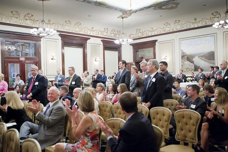 The CFO Awards event was held July 12 at the Driskill Hotel.