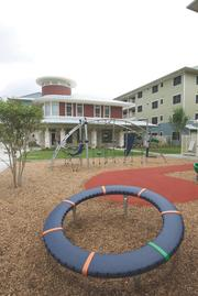 Social Impact Category: The M-Station apartment complex in East Austin