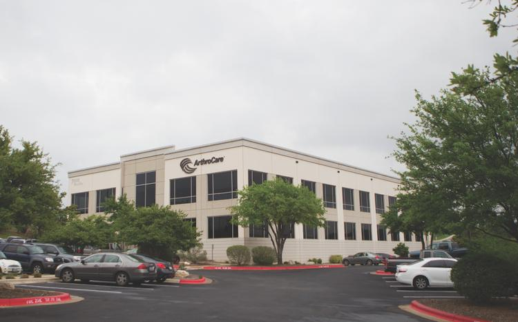 Austin medical device maker ArthroCare (Nasdaq: ARTC) reported Wednesday a third-quarter profit increase.