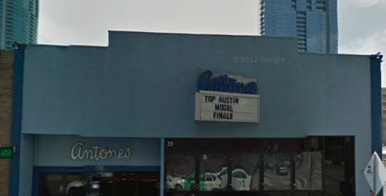 Antone's will move from its downtown Austin location at West Fifth and Lavaca streets in April.