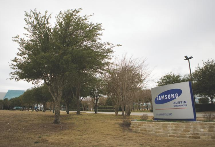 Samsung Electronics Co. Ltd. is spending $3.9 billion in Austin to boost chip output.