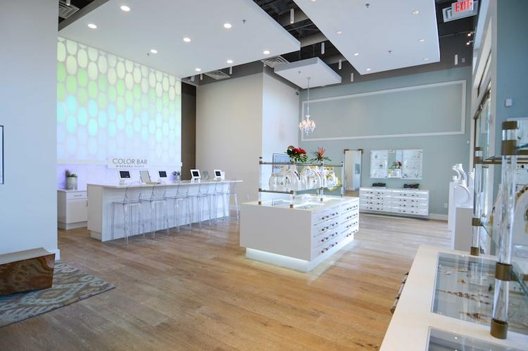Kendra Scott will open her second Dallas-area boutique in Plano, featuring a color bar - a staple in the Austin designer's boutiques.