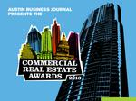 From racetracks to retail: Austin's 2013 Commercial Real Estate Award winners