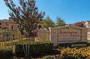 Remington Hills Apartment complex