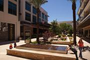 TBG designed the walkable promenade at The Domain shopping area in Northwest Austin.