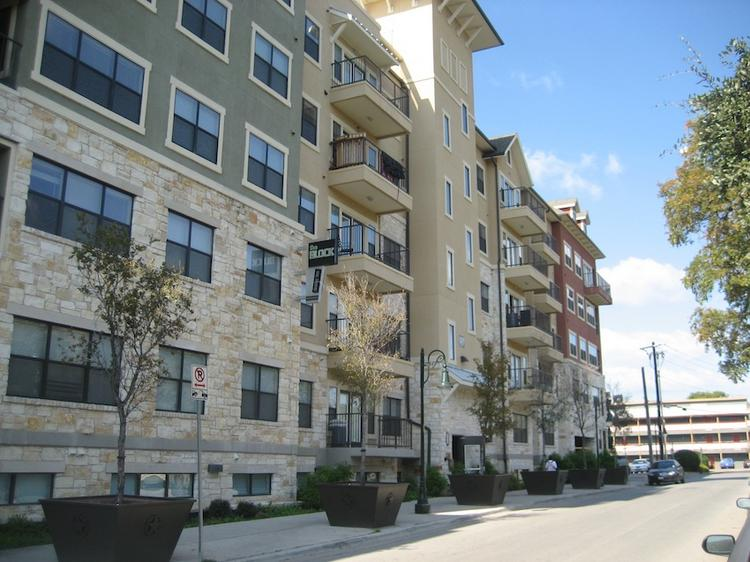 The Austin company acquired The Block, a student housing community in the West Campus area near the UT campus.