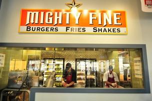 Mighty Fine Burgers wins presidential prestige — blog