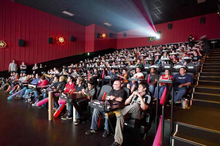 The Alamo Drafthouse Slaughter Lane — and the rest of Alamo Drafthouse  Cinema LLC's theaters — will no longer admit patrons after a movie  starts.