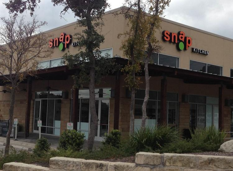 Snap Kitchen acquired the assets of Houston competitor Tru Meals-Diet Gourmet on Monday. The health food retailer opened its fifth Austin store in Westlake in December 2012.