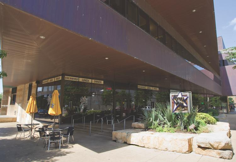 """The stage has been set for the Austin Java at City Hall to be transformed into a restaurant and live music venue named after Terry Lickona, the producer of the """"Austin City Limits"""" television show."""