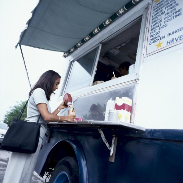 Round Rock may get its own food truck park near Main Street.