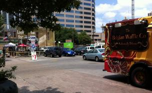 Food trucks in downtown Austin told to move