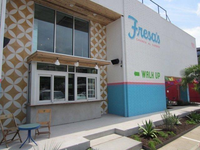 Fresa's Chicken al Carbon will open April 16 in Central Austin.