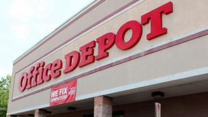 Office Depot Inc. store