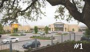 South Austin's Southpark Meadows I, II and III, opened in 2006, has 1.6 million square feet of gross leasable space and 125 stores. Tenants include SuperTarget, Super Wal-Mart and Cinemark.